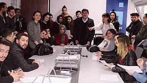 İŞKUR'un eğitim programı sayesinde işbaşı yapacaklar