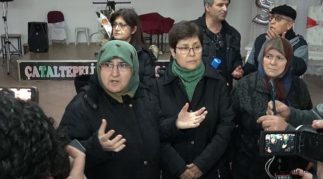 Sosyal konutlar sakinleri tepkili