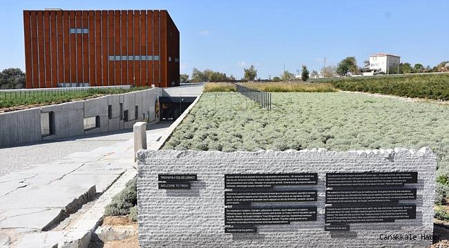 Troya Müzesi, yılın en başarılı müzesi seçildi