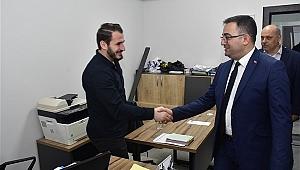Başkan Erdoğan'dan muhasebecilere ziyaret