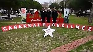'Evde Kal Türkiye' klibi