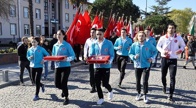 Kutsal emanetler Ankara yolunda…