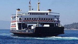 Bozcaada feribot seferleri 1 güne indi