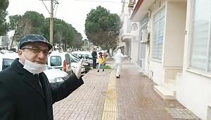 Çan'da yeni 'koronavirüs' önlemi