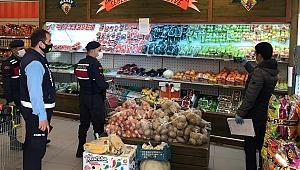 Ezine'de marketler denetlendi