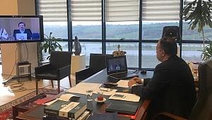 Semizoğlu, Hisarcıklıoğlu ile görüştü