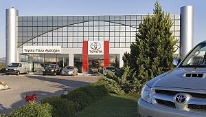 Toyota Plaza Aydoğan'dan 23 Nisan çağrısı