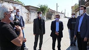 AK Parti'den köy ziyaretleri