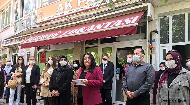 AK Partili kadınlar, Başkan Uygun'dan özür bekliyor
