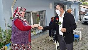 Başkan Erdoğan'dan annelere ziyaret