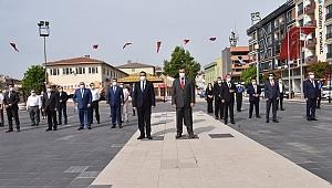 Çan'da 19 Mayıs kutlandı