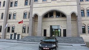 Eceabat'ta yeni bina hizmette