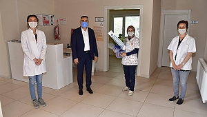 Erdoğan'dan Hemşireler Günü ziyareti