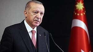 """Erdoğan; """"Normal hayata dönüşü kademe kademe başlatacağız"""""""