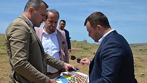 Ezine'ye Güneş Enerji Santrali kuruluyor