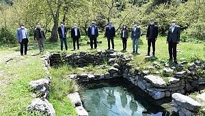 Kaplıca suyu turizme kazandırılacak