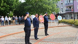 Kepez'de 19 Mayıs töreni