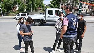 81 İl'de huzurlu sokak uygulaması