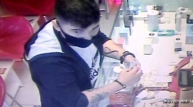 Bilezik hırsızı tutuklandı