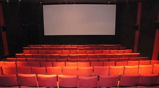 Çanakkale'de sinema salonlarının sayısı 12