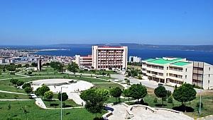 ÇOMÜ'de uluslararası öğrenci başvuruları başladı