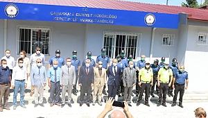 Kepez Polis Merkezi Amirliği hizmette…