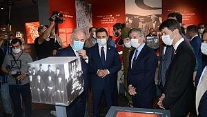 Kızılay Ağadere Müzesi açıldı