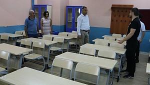 LGS öncesi okulları inceledi