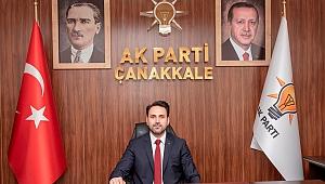 Başkan Makas'tan Çanakkale Belediyesi'ne eleştiri