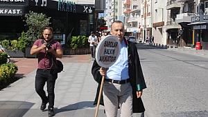 Şarlan Ankara yolunda…