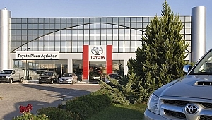 Toyota Plaza Aydoğan'da kampanya