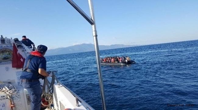 Türk Sahil Güvenlik ekipleri kurtardı