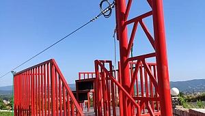 Yenice'de Zipline Projesi