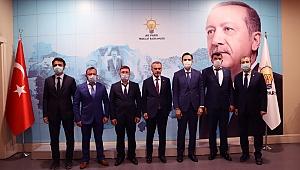 AK Parti'de atama…