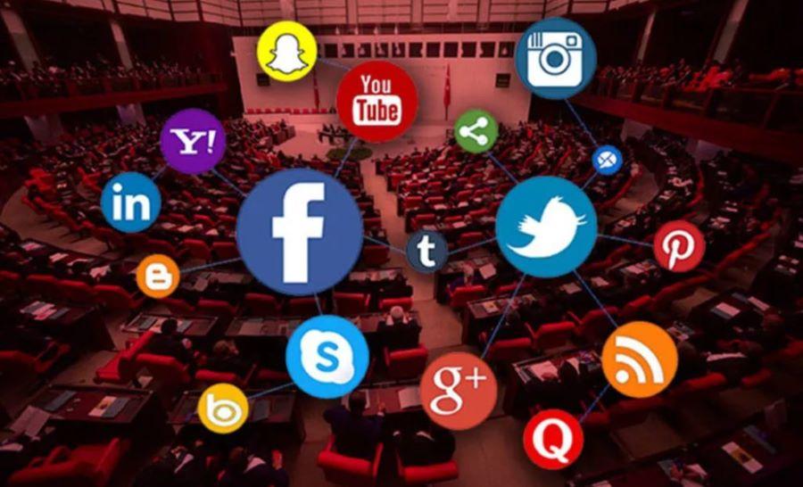 "AK Parti'den, 11 maddelik ""sosyal medya"" teklifi"