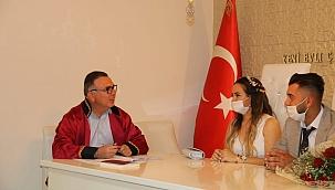 Aksoy Ailesinin mutlu günü