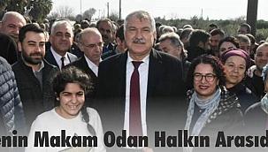 Başkan Arslan'dan Karalar'a destek