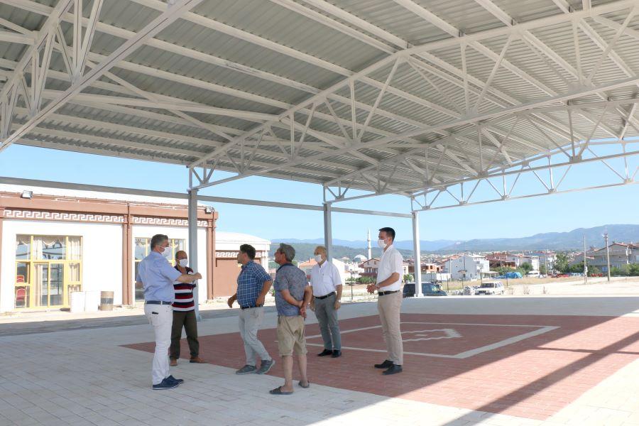 Bayramiç Belediyesi, halkın talebini yerine getiriyor