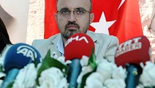 """Bülent Turan; """"Basın ve Gazetecilik Demokrasimizin Ayrılmaz Unsuru"""""""