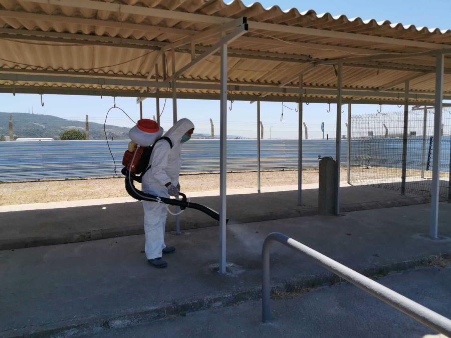 Çanakkale Belediyesi Kurban Bayramına hazır