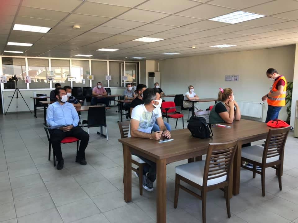 ÇTSO, Motorlu Kara Taşıtları Sınavı düzenledi