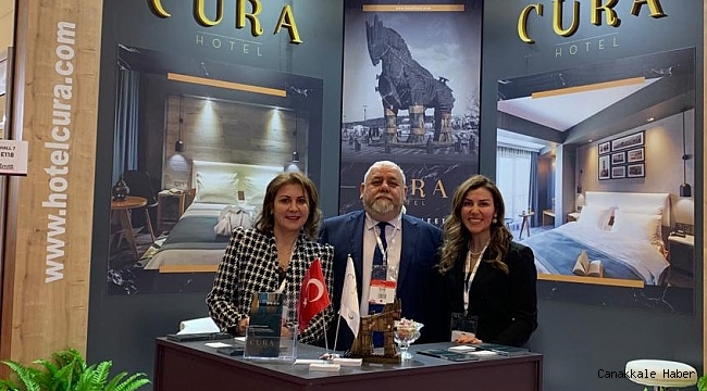 Hotel Cura, turizm sertifikası aldı