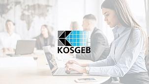 KOSGEB'den küçük işletmelere destek