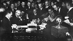 Lozan Barış Antlaşması'nın 97. Yılı