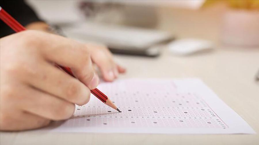 Öğrencilerin merakla beklediği sınavın sonucu açıklandı