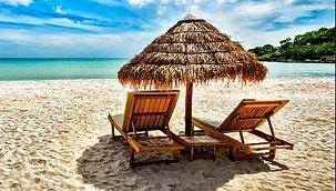 Türkiyenin en temiz plajlarından üçü Çanakkale'de