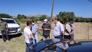 Vali Aktaş'tan köylere ziyaret