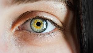 Açık göz renginde sarı nokta hastalığı riski daha fazla !