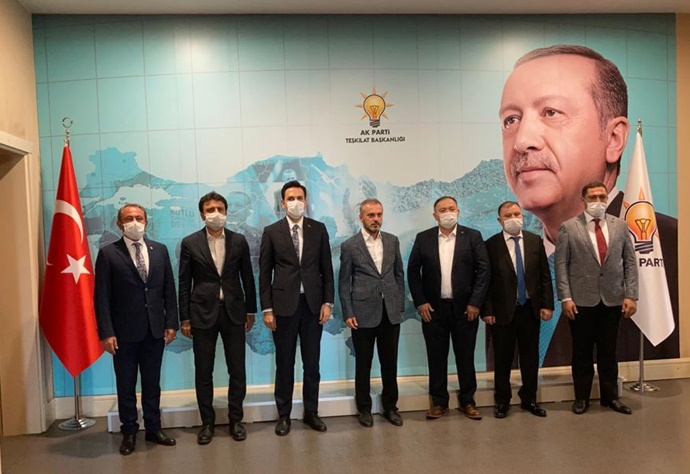 AK Parti'den yeni atama