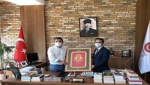 Aktaş, Çanakkale Savaşları Gelibolu Tarihi Alan Başkanlığını Ziyaret Etti